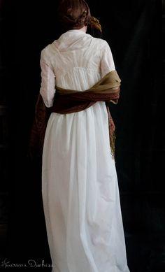 Regency gown...American Duchess