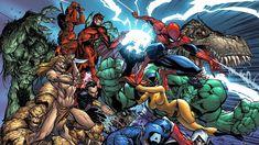 Wallpapers Marvel Superheroes 1920x1080