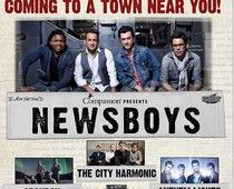 Newsboys God's Not Dead World Premiere Video and Concert Schedule.