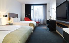 Bring along a lucky friend to New York City and share a Double Deluxe room at Smyth TriBeCa