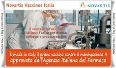 Vaccino antimeningococco Novartis