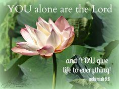 Nehemiah 9:6