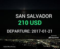 Flight from San Francisco to San Salvador by Copa #travel #ticket #flight #deals   BOOK NOW >>>