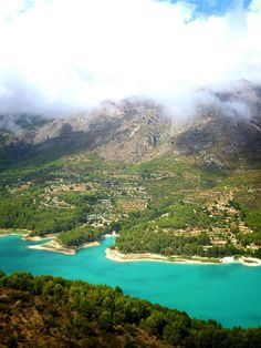 Guadalest - this view is well worth the drive