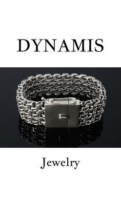 Jewelry Crafts, Handmade Jewelry, Handmade Items, Unique Jewelry, Mens Silver Jewelry, Sterling Silver Bracelets, Handmade Sterling Silver, Bracelets For Men, Biker