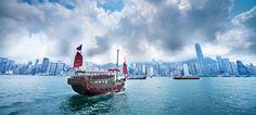 Airfares to Hong Kong