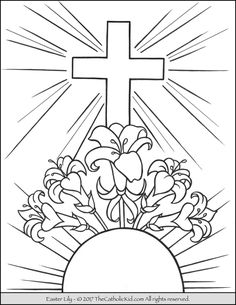 118 best catholic coloring pages for kids images on pinterest