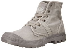 AmazonSmile: Palladium Men's Pallabrouse Chukka Boot, Titanium/High-Rise, 10 M US: Shoes