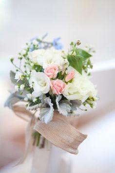 Beachside Australian Wedding/bouquet