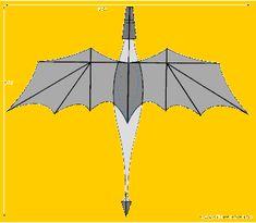 chinese dragon kite instructions