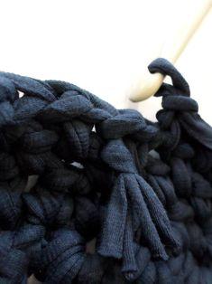 Háčkovaná taška ze špaget 23 Merino Wool Blanket, Crochet, Ganchillo, Crocheting, Knits, Chrochet, Quilts