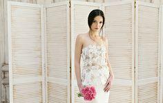 Simona Semen  Wedding dress Bride  Lace wedding dress