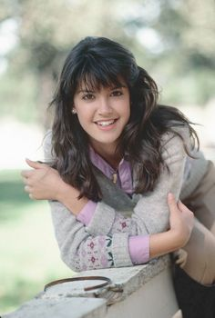 Outdoor portrait of actress Phoebe Cates She is shown waistup resting her crossed arms on a wooden fence Photograph 1982 Beautiful Celebrities, Beautiful Actresses, Beautiful People, Beautiful Women, Phoebe Cates Gremlins, Female Stars, Actors & Actresses, Hollywood Actresses, Inked Girls