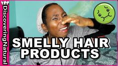 How To Get Rid of SMELLY HAIR Products - YouTube