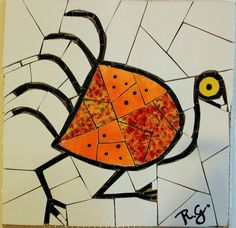 #GermanySignsProject  Rosa Silvia Guzman Olivares Mosaic Projects, Art Projects, Jung In, Letters And Numbers, Mosaic Art, Symbols, Signs, Artist, Artwork