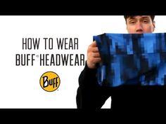 How to Wear Original Buff® Headwear - YouTube