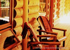 www.lakecountrylog.com    4x12 Western Red Cedar Custom Shiplap Handcrafted Log Siding Log Siding, Log Cabin Homes, Western Red Cedar, Douglas Fir, Railings, Stairs, Country, Home Decor, Stairway