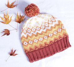 Ravelry: Strand Up Hat pattern by Cheryl Chow stranded colorwork knit