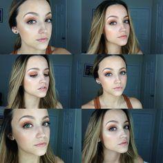 Summer make-up. Love it!
