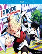 BackAbout Prince of Stride Alternative Blu-ray/DVD Prince of Stride: Alternative contains episodes 1-12From studio Madhouse comes a new sport, a new experience, and a heart-racing series. Racers on your mark, get set—go!Stride—where running and parkour reach new heights in a fast-paced sport that puts five runners and one Relationer'strust and speed to the test. At Honan Academy, Stride is a source of pride! Or at least it was until an incident broke the team apart. But with a new year, it's…