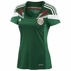 adidas Women s Mexico Soccer Home Jersey Mexico National Team 9edae210d512b