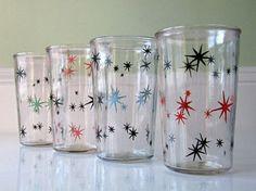 Starburst Glassware