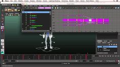Animation Tutorial: How to Animate a Pose Transition in Maya