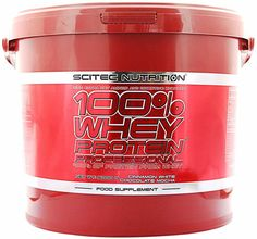 SCITEC OFFICIAL NUTRITION 100% Whey Protein Professional 5000g 5kg Free P&P in Sporting Goods | eBay