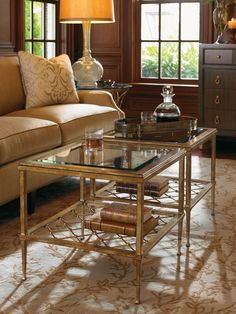 Home Gallery Furniture, Sanremo Bunching Cocktail Table