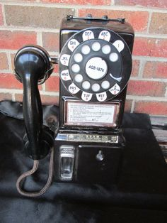 1980s Jim Beam Payphone Decanter - 'Fifth in Historic Series of Telephone Decanters'