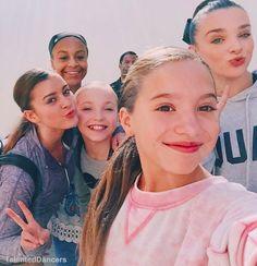 Kalani, Nia, Brynn, Kendall and Mazkenzie