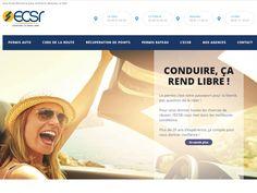 ECSR votre auto école sur Rennes avec plusieurs agences : la Gare, Beaulieu, le Mail ainsi que la Poterie