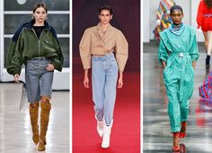 Spring summer 2018 fashion trends: 1980s Y Project, Off-White, Philosophy di Lorenzo Serafini