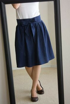 Party Skirt Tutorial by Creative Spaces | U Create