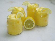 Mousse aux citrons