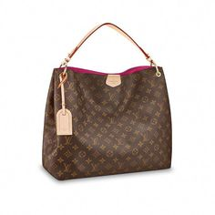 f7212714f627 LOUIS VUITTON Official USA Website - Discover Louis Vuitton Graceful MM  hobo bag for women