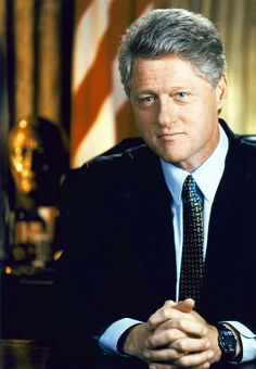 "President Bill Clinton: The first president of our nation to include as ""the fiber of the fabric of our nation"" GAYS, LESBIANS & TRANSGENDER in his address to the nation and the world. For this, with tears, I will never forget him."