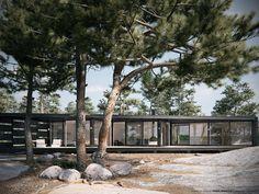 architags - architecture & design blogTham & Videgård Arkitekter. Archipelago House.... -