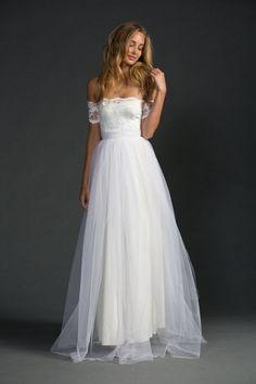 Beach Wedding Dresses Made to Perfection - MODwedding