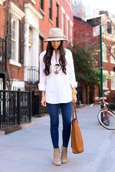 Cute Simple Everyday Outfit