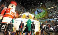 Shanghai Christmas Markets
