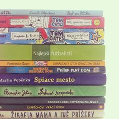 bolo nebolo: Darované knižky