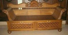 Sofo Couch, Storage, Gallery, Furniture, Home Decor, Bench Seat, Purse Storage, Settee, Decoration Home