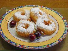 Apfelringe nach Omas Rezept, ein raffiniertes Rezept aus der Kategorie Dessert. Bewertungen: 5. Durchschnitt: Ø 3,9.