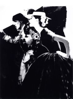 Toreador, Barbara Mullen, Harper's Bazaar (reblog)  Lillian Bassman, 1950