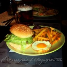 Proprepiaf: Oběd trochu po americku