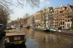Diseño, creatividad, arquitectura, historia y mucho encanto en los míticos canales de Amsterdam. ($1.99)