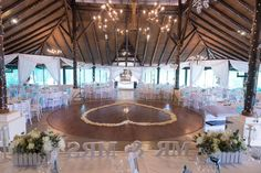 Collisheen Boma Reception View from Main Table