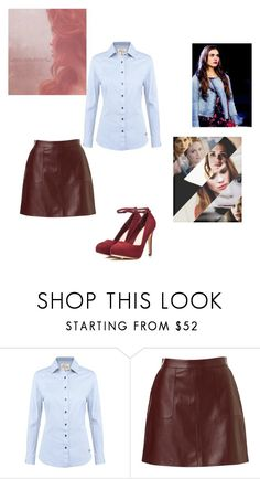 """""""Lydia Martin"""" by uxiadobarro ❤ liked on Polyvore featuring DUBARRY"""