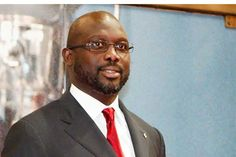 The former AC Milan and world football star George Weah has won Liberia's presidential election, defeating the vice-president, Joseph Boaka. George Weah, Ac Milan, Arsene Wenger, New President, Football, Presidential Candidates, Celebrity Gossip, Olinda, Marseille